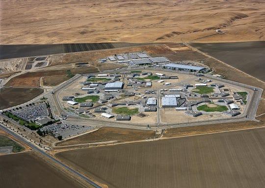 Das Avenal State Prison in Kings County beherbergt einen der schlimmsten Coronavirus-Ausbrüche des Staates.