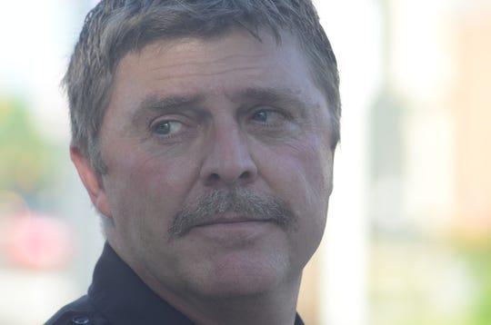 Calhoun County Sheriff Steve Hinkley  Trace Christenson/The Enquirer