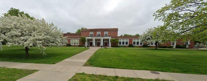 Monteith Elementary School in Grosse Pointe Woods