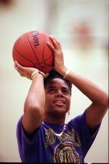 Former Flint Northwestern High School girls basketball coach Tonya Edwards