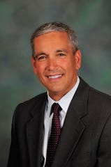 Rob Casalou, CEO of Trinity Health Michigan, which includes the St. Joseph Mercy Health System.