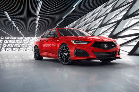The 2021 Acura TLX brings back Acura's Type S performance model equipped with a high-powered turbo-V6.
