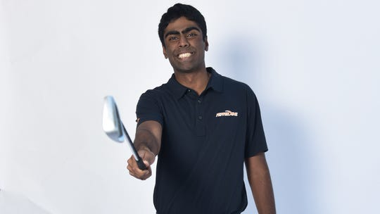 Sahith Theegala will make his professional debut at the Rocket Mortgage Classic.