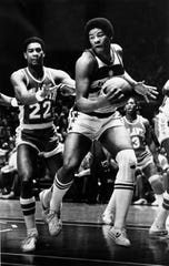 Wes Unseld, one of two players in NBA history to win Rookie of the Year and MVP awards in the same season, died Tuesday. He was 74.