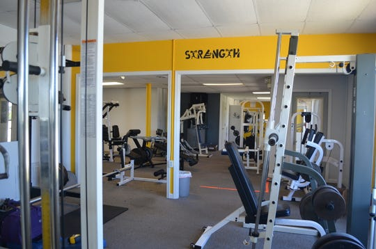 The new Hive Fitness Center has opened on Woodland Avenue in Clyde.