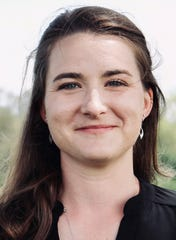 Rebecca Wiepz is the new superintendent of the University of Wisconsin–Madison's Peninsular Agricultural Research Station, located just north of Sturgeon Bay.