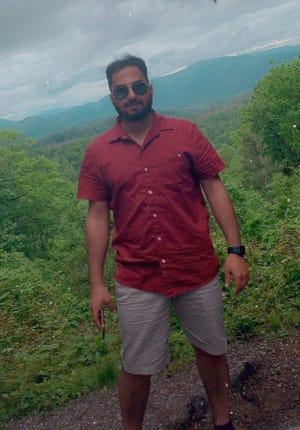33-year-old Khaled Alshahrani was found dead in Gatlinburg.