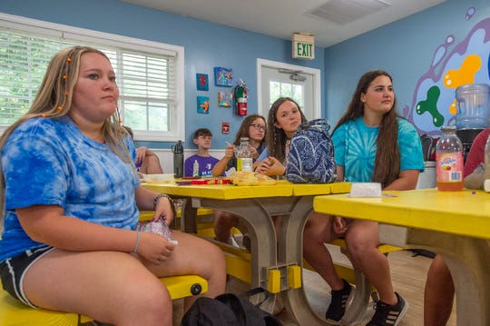 Summer day camps around Acadiana are adapting to reopening restrictions amid the COVID-19 pandemic emergency to provide a fun and safe place for kids after more than two months of isolation at home. Monday, June 1, 2020.