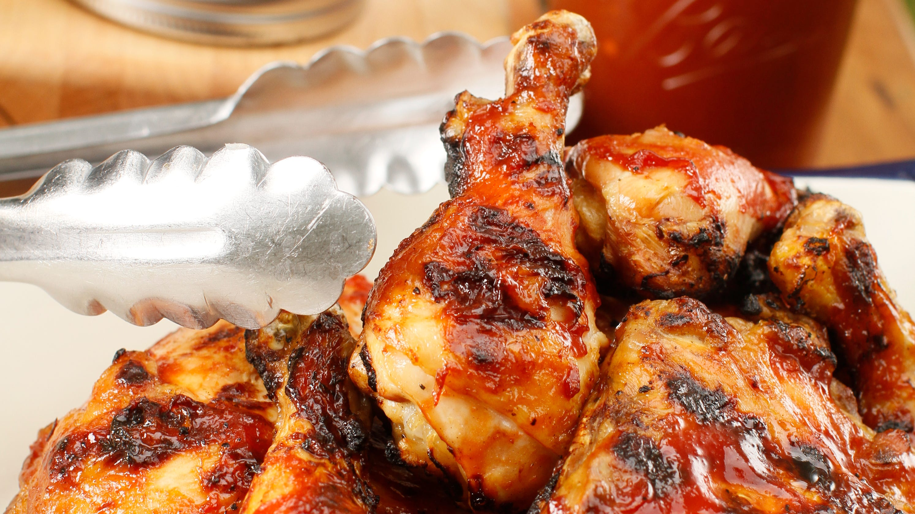 Five tips to help you grill barbecue chicken like a pro