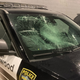 A Shorewood squad was damaged by protesters on Oakland and Edgewood avenues around 10 p.m. Sunday, May 31, according to Shorewood police.