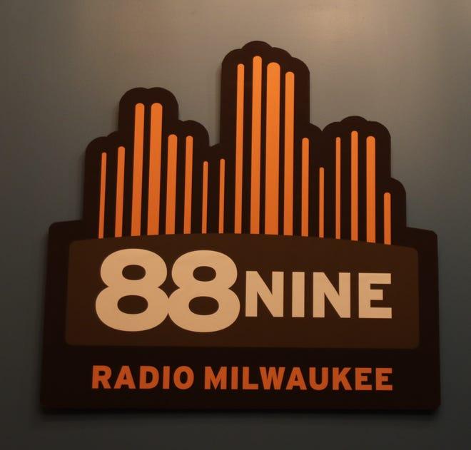 88NINE radio station logo RadioMilwaukee Studios logo.