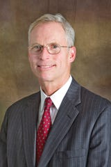 Jim Johnsen is the finalist for UW System President.