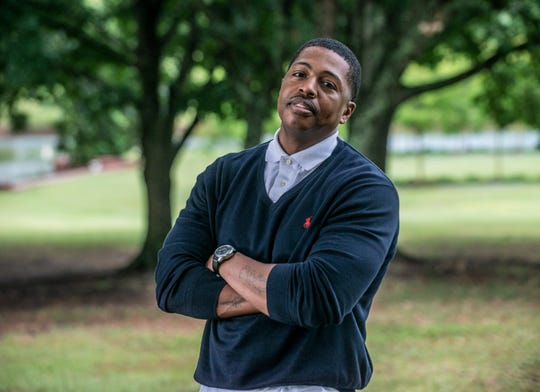 Montgomery native Dru Toney is a Christian rap artist who found his calling while in prison.