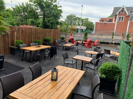 Sofia in Englewood will be open for outdoor dining soon.