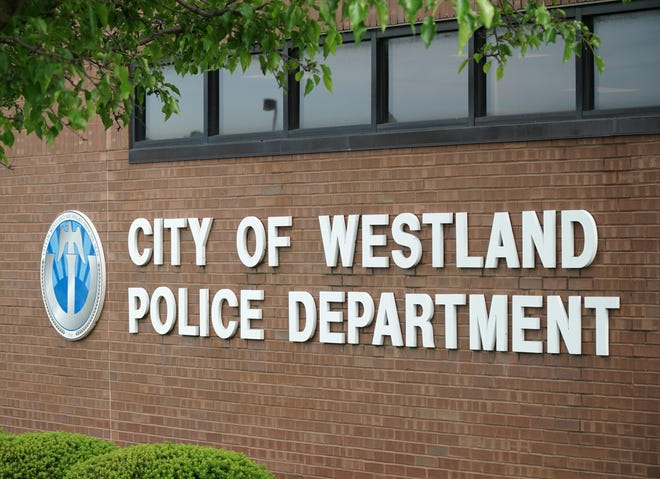 The City of Westland Police Department on Ford Road.