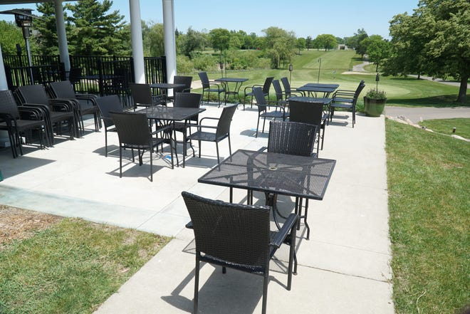 Livonia's Tin Cup Bar & Grill on Newburgh will soon be opening up its patio seating for guests.