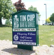 Livonia's Tin Cup Bar & Grill on Newburgh.