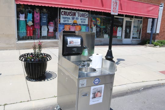 Main Street Port Clinton, a nonprofit organization dedicated to promoting the downtown district, has also been working with city officials to continue to improve on the Meals on Madison block.