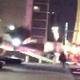 A man was shot by Las Vegas Metropolitan Police Monday night.