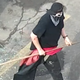 Police are looking to identify this person, believed to be involved in the violence outside the Public Safety Building in Rochester on May 30, 2020.