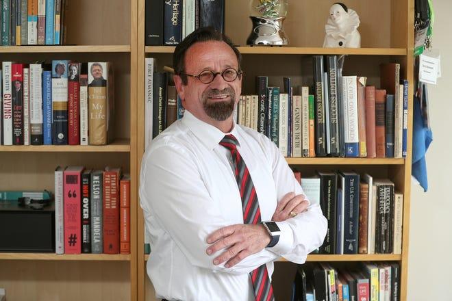 Assemblyman Harry Bronson
