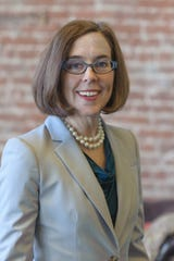Oregon Gov. Kate Brown is the 38th governor of the state and the second woman elected to the position.
