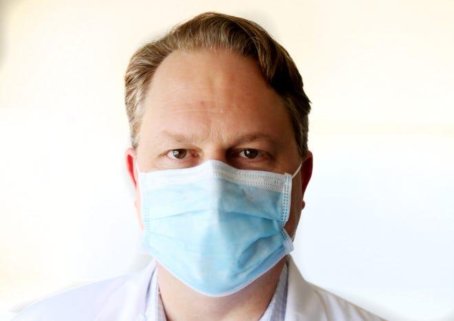 LSU Health Shreveport's Dr. Chris Kevil