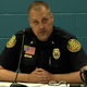 Stevens Point Assistant Police Chief Tom Zenner issues a statement during a Police and Fire Commission meeting on June 2 following calls and emails to department about its policing practices as police nationwide face scrutiny in the wake of the death of George Floyd in Minneapolis.