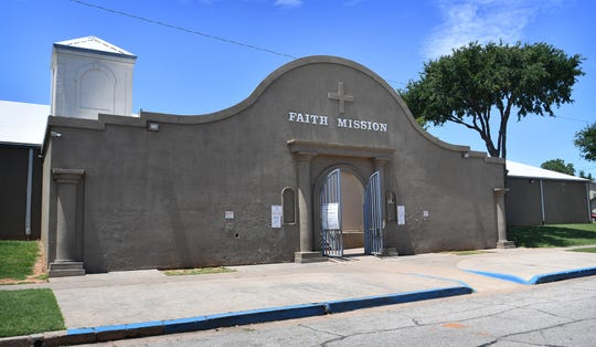 Faith Mission and its resale store may be eligible to receive grant funds from the city.