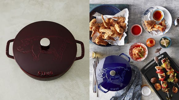 Staub's best-selling French oven is on sale for an amazing price right now
