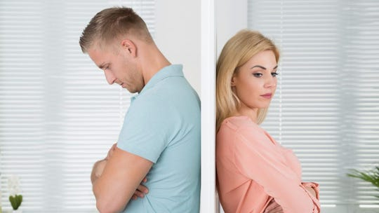 Financial worries and having everyone under one roof may spur couples to try to work things out, at least during the pandemic.