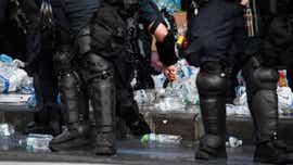 Mayor: Why did police destroy medical station at protest?