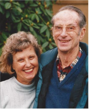 Marge and Charles Thorne were married for over 50 years before he died. Marge volunteered in the community for decades and died in April at age 91.
