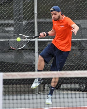 Captain Alec Dicus was poised to help lead the Tigers to a historic season this year.