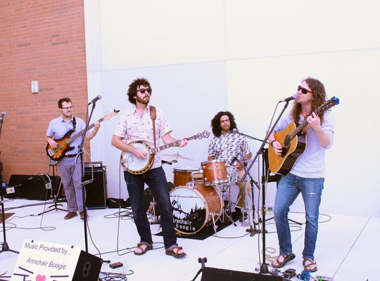 The Thelma Sadoff Center for the Arts' 11 Thursdays of Summer Concert Series will return June 25 with some coronavirus-minded changes.  Armchair Boogie, pictured, will perform on Aug. 13.