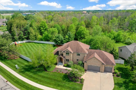 Former Green Bay Packers tackle Bryan Bulaga listed for sale his house at 2887 Moose Creek Trail in Suamico. Bulaga signed a free agent contract with the Los Angeles Chargers in March 2020.