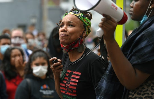 March 4 Floyd, a peaceful protest against  police brutality and systematic oppression took place in Ithaca on Wednesday, June 3, 2020. Protesters marched from Cornell University to the Ithaca Police Department.