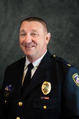 Marion Police Chief Bill Collins