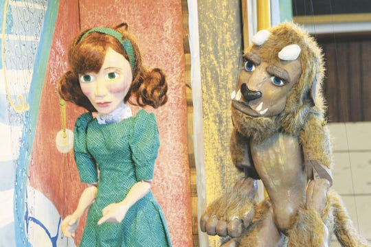 Stephen's Puppets will perform Beauty and the Beast for Baxter County Library patrons virtually via Zoom on Saturday.