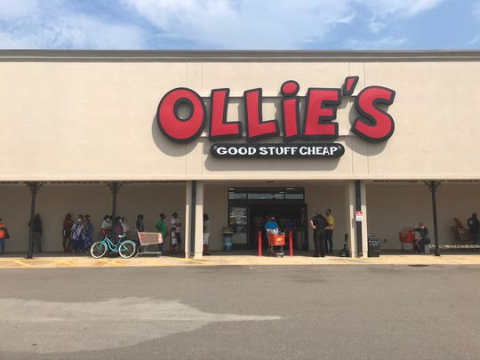 Ollie's opened in Monroe on Wednesday