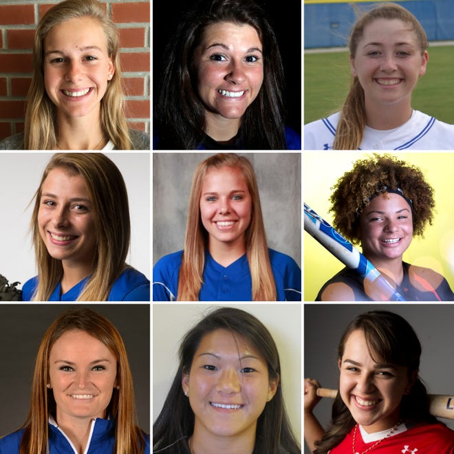A look at some of the players who were selected for the Naples Daily News Softball All-Decade Team.