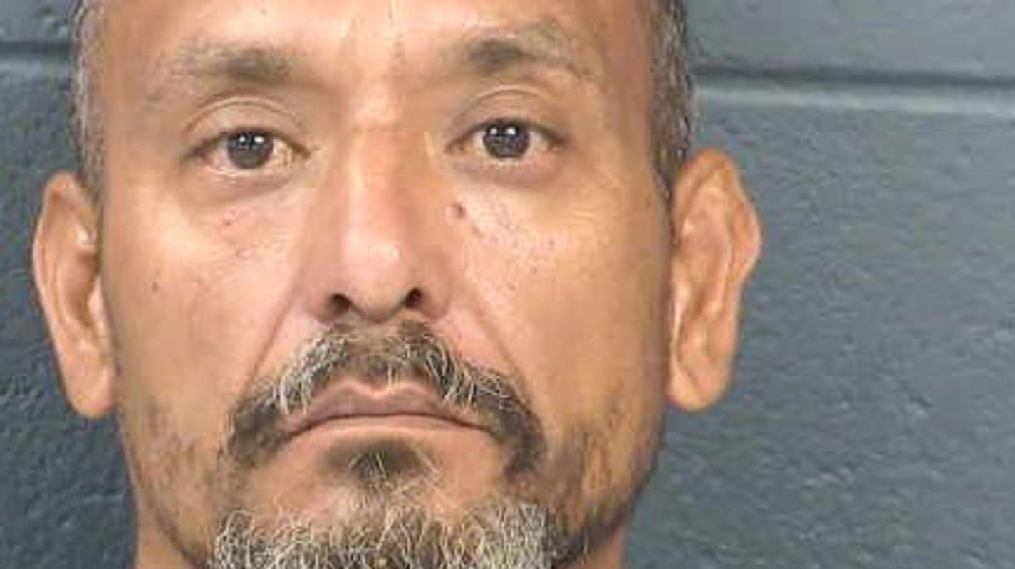 Florida man accused of leaving naked wife on side of