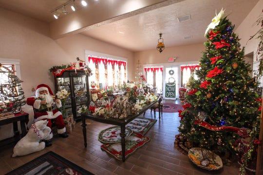 Tis' the Season of Mesilla Christmas and Holiday Shoppe,2402 Avenida de Mesilla.