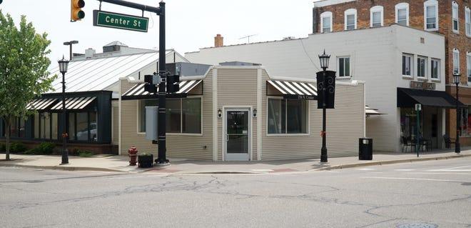 Building at 156 N. Center in Northville, MI.