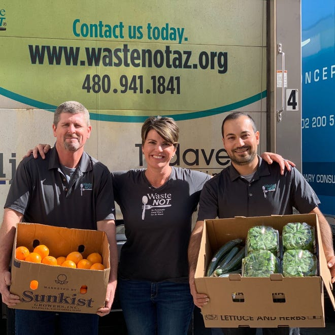 For over 30 years, Waste Not has delivered food to local nonprofit partner agencies across the Valley to combat food waste and hunger.