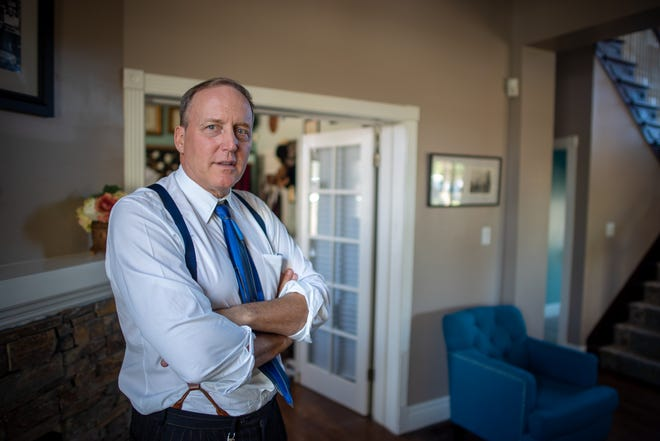 Bob McWhirter, a Democrat, is running for Maricopa County attorney. He is a former Maricopa County public defender and federal public defender.