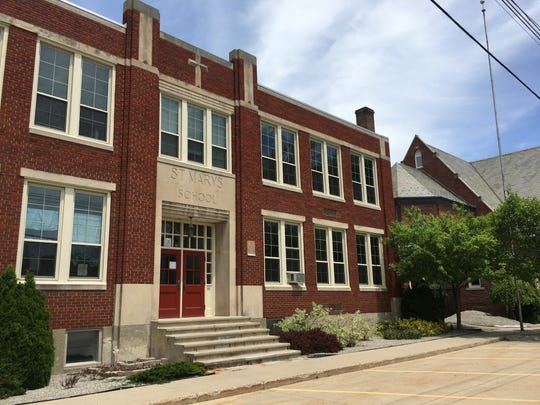 St. Mary's School in St. Clair is closing after this school year. A goodbye event is planned for Friday, June 19.