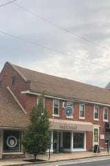 Rod and Kim Eckstine recently opened a coffee shop, The Bean and Biscuit Coffeehouse, Wednesday, June 3 at 18 E. Baltimore Street in downtown Greencastle. Due to COVID-19 restrictions, orders were carry-out only.