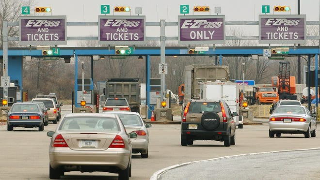 About 500,000 drivers usually travel on the turnpike's 550-plus miles of road each day, but traffic plunged as much as 70% as businesses and schools switched to online operations in the spring and commercial traffic was down around 20%, officials said.