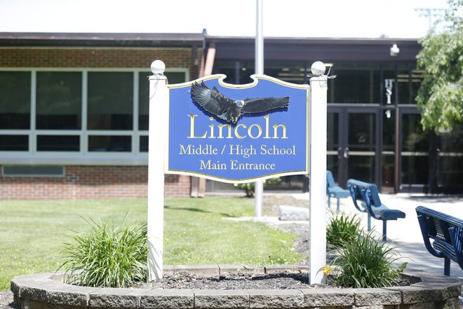 Lincoln Middle/High School in Cambridge City, Ind.